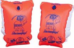 BEMA® 18000 - Original Schwimmflügel, orange, Größe 00, 0-11 kg, 0-1 Jahr