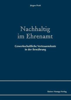 Nachhaltig im Ehrenamt (eBook, PDF) - Prott, Jürgen