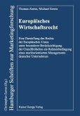 Europäisches Wirtschaftsrecht (eBook, PDF)