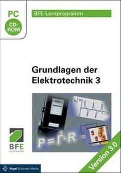 Grundlagen der Elektrotechnik 3, 1 CD-ROM