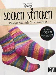 Socken stricken - Rasch, Sylvie