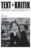 TEXT+KRITIK 208 - Angela Krauß (eBook, ePUB)