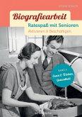 Biografiearbeit - Ratespaß mit Senioren (eBook, PDF)