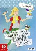 Lesegören: Nicht verzagen, Luna fragen! (eBook, ePUB)
