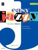Easy Jazzy Duets - Clarinet, für 2 Klarinetten