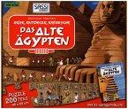 Reise, entdecke, erforsche, Das alte Ägypten (Kinderpuzzle)