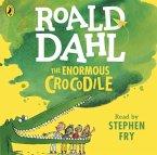 The Enormous Crocodile, 1 Audio-CD
