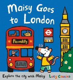 Maisy Goes to London - Cousins, Lucy