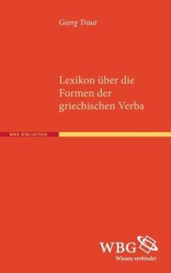 Lexikon über die Formen der griechischen Verba