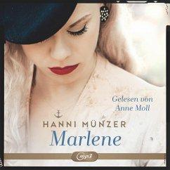 Marlene / Honigtot-Saga Bd.2 (2 MP3-CDs) - Münzer, Hanni