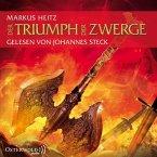 Der Triumph der Zwerge / Die Zwerge Bd.5 (10 Audio-CDs)