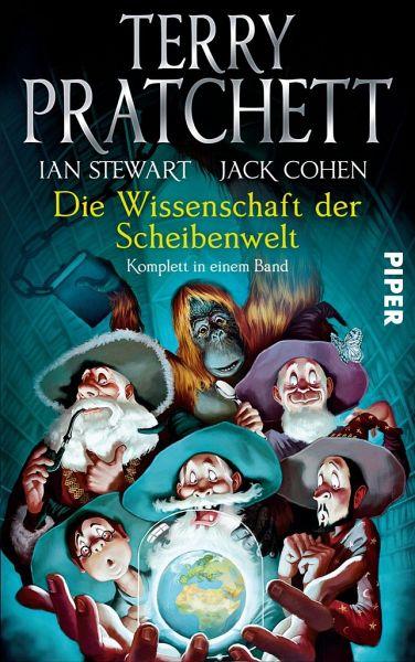 Die    Wissenschaft       der    Scheibenwelt von Terry Pratchett  Jack Cohen  Ian Stewart portofrei bei