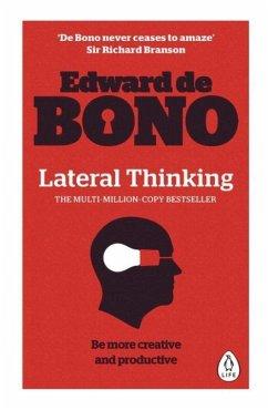 Lateral Thinking - de Bono, Edward