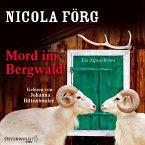 Mord im Bergwald / Kommissarin Irmi Mangold Bd.2 (3 Audio-CDs)