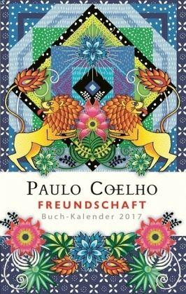 Freundschaft - Buch-Kalender 2017