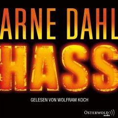 Hass / Opcop-Team Bd.4 (8 Audio-CDs) - Dahl, Arne