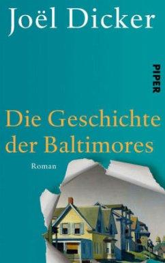 Die Geschichte der Baltimores - Dicker, Joël