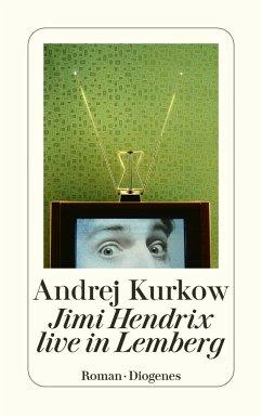 Jimi Hendrix live in Lemberg - Kurkow, Andrej