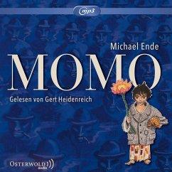 Momo, 2 MP3-CD - Ende, Michael