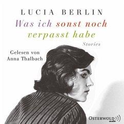 Was ich sonst noch verpasst habe, 6 Audio-CDs - Berlin, Lucia