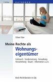 Meine Rechte als Wohnungseigentümer (eBook, ePUB)