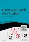 Karrierestart nach dem Studium - inkl. Arbeitshilfen online (eBook, PDF)