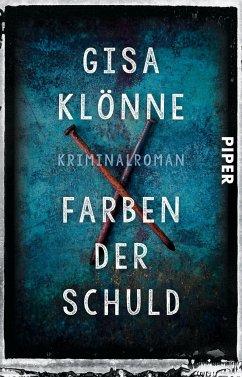 Farben der Schuld / Kommissarin Judith Krieger Bd.4 - Klönne, Gisa