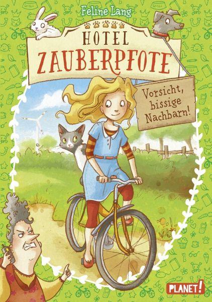 Buch-Reihe Hotel Zauberpfote