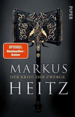 Der Krieg der Zwerge / Die Zwerge Bd.2 - Heitz, Markus