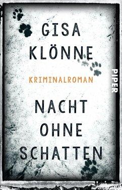 Nacht ohne Schatten / Kommissarin Judith Krieger Bd.3 - Klönne, Gisa