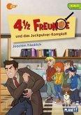 4 1/2 Freunde und das Juckpulver-Komplott / 4 1/2 Freunde Bd.24