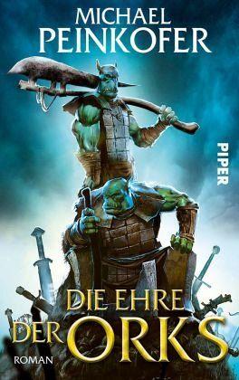 Buch-Reihe Orks von Michael Peinkofer