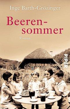 Beerensommer - Barth-Grözinger, Inge