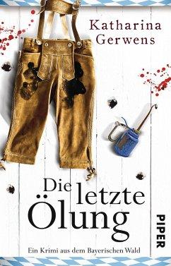 Die letzte Ölung / Franziska Hausmann Bd.2 - Gerwens, Katharina