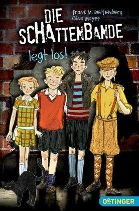Buch-Reihe Die Schattenbande