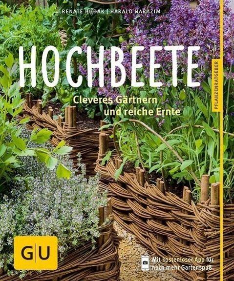 Hochbeete (Mängelexemplar) - Hudak, Renate; Harazim, Harald