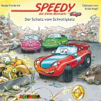 Der Schatz vom Schrottplatz / Speedy, das kleine Rennauto Bd.3 (MP3-Download)