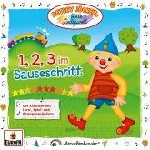 1,2,3 im Sauseschritt, 1 Audio-CD