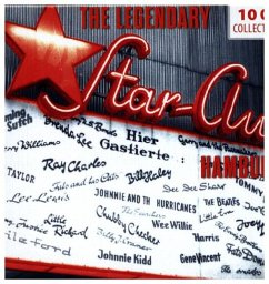 The Legendary Star-Club Hamburg, 10 Audio-CDs