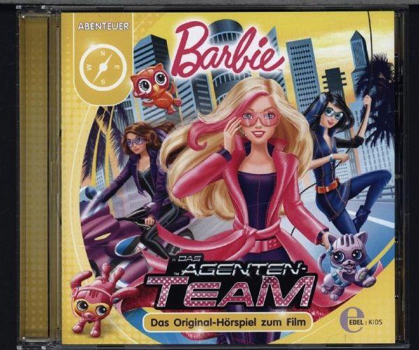barbie das agenten team 1 audio cd h rb cher. Black Bedroom Furniture Sets. Home Design Ideas