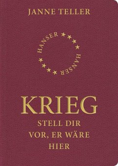 Krieg (eBook, ePUB) - Teller, Janne