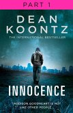 Innocence: Part 1, Chapters 1 to 21 (eBook, ePUB)