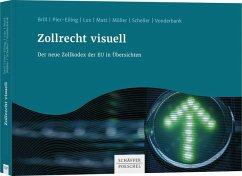 Zollrecht visuell - Brill, Mirko Wolfgang; Pier-Eiling, Kathrin; Lux, Michael; Matt, Christopher; Möller, Thomas; Scheller, Peter; Vonderbank, Stefan
