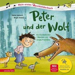Peter und der Wolf - Janisch, Heinz