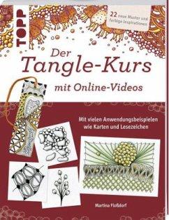 Der Tangle-Kurs mit Online-Videos