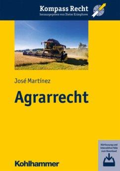 Agrarrecht - Martínez, José