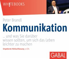 Kommunikation, 4 Audio-CDs - Brandl, Peter