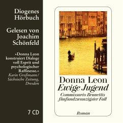 Ewige Jugend / Commissario Brunetti Bd.25 (6 Audio-CDs) - Leon, Donna
