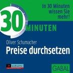 30 Minuten Preise durchsetzen, Audio-CD