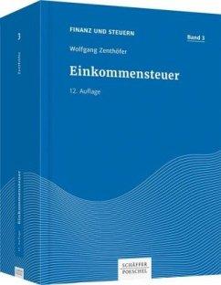 Einkommensteuer - Zenthöfer, Wolfgang
